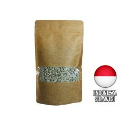 Cafe Ambruvase - Ambruvase Endonezya Sulawesi Toraja Kalossi Çiğ Kahve Çekirdeği 250 Gr