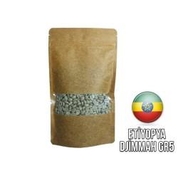 Cafe Ambruvase - Ambruvase Etiyopya Djimmah GR5 Çig Kahve Çekirdegi 250 Gr