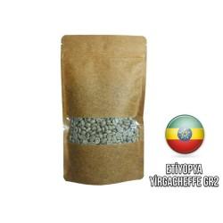 Cafe Ambruvase - Ambruvase Etiyopya Yirgacheffe GR2 Çiğ Kahve Çekirdeği 250 Gr