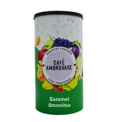 Cafe Ambruvase - Cafe Ambruvase Karamel Milkshake & Smoothie 1000 Gr