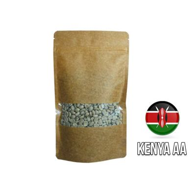 Ambruvase Kenya AA Çig Kahve Çekirdegi 250 Gr
