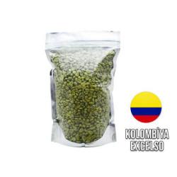 Cafe Ambruvase - Cafe Ambruvase Kolombiya Excelso Çig Kahve Çekirdegi 1 Kg