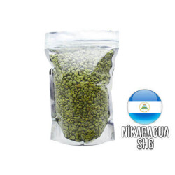 Cafe Ambruvase - Cafe Ambruvase Nikaragua SHG Çiğ Kahve Çekirdeği 1 Kg