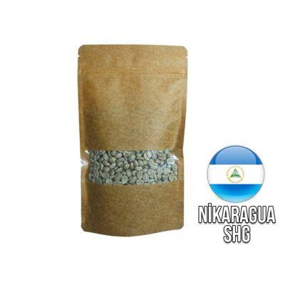 Ambruvase Nikaragua SHG EP Çig Kahve Çekirdegi 250 Gr