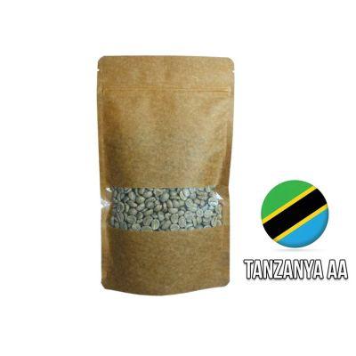 Ambruvase Tanzanya AA Mount Ruegwe Çig Kahve Çekirdegi 250 Gr
