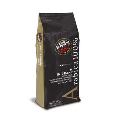 Cafe Vergnano 1882 %100 Arabica Coffee Beans Çekirdek. 250Gr