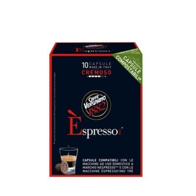 Caffe Vergnano Espresso®1882 Cremoso Kapsül
