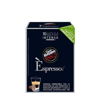 Caffe Vergnano Espresso®1882 Intenso Kapsül