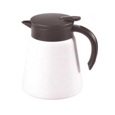 Kahveciniz Çelik Termos Beyaz 600 Ml (KTB-6)