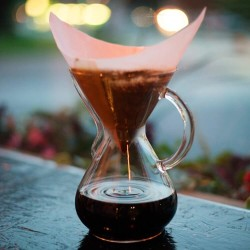 Chemex 6 Cup - Cam Tutacaklı - Thumbnail