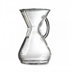 Chemex - Chemex 6 Cup - Cam Tutacaklı