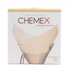 Chemex - Chemex 6 Cup Filtre Kahve Kağıdı 100 Adet