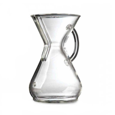 Chemex 8 Cup - Cam Tutacaklı
