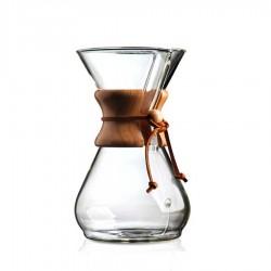 Chemex - Chemex Ahşap Boyunluklu 6 Cup