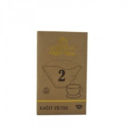 Coffee Time - Coffee Time 1*2 40 Li Kahve Filtre Kagidi