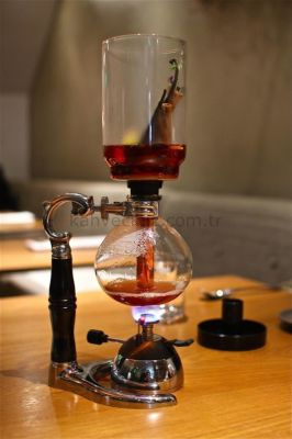 Coffee Time 3-cup Coffee Syphon Kahve Sifonu