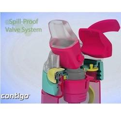 Contigo - Contigo 0.42L AutoSpout® Gizmo FLIP - Cherry Blossom Lovebirds - Pembe Matara (1)