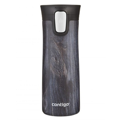 Contigo - Contigo Autoseal® 420ML Pinnacle Couture Indigo Wood - Çelik Mug