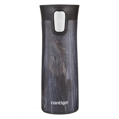 Contigo Autoseal® 420ML Pinnacle Couture Indigo Wood - Çelik Mug