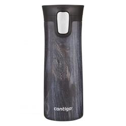 Contigo Autoseal® 0.42L Pinnacle Couture Indigo Wood - Çelik Mug - Thumbnail