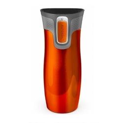 Contigo - Contigo Autoseal® 0.47L West Loop SS Travel Mug Tangerine