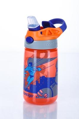 Contigo Gizmo Flip Süper Kahraman Su Şişesi 420 Ml