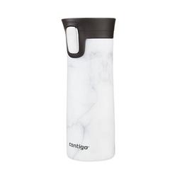 Contigo - Contigo Pinnacle Couture White Marbel Çelik Termos Mug