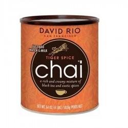 David Rio - Tiger Spice Baharatlı Siyah Çay Karışımı Chai 1.814 gr