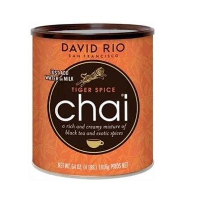 David Rio Tiger Spice Chai Latte 1814 Gr