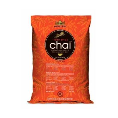 David Rio Tiger Spice Chai Latte Eko Paket 1814 Gr