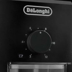 Delonghi - Delonghi KG-79 110 W 12 Fincan Kapasiteli Kahve Öğütücü Siyah (1)