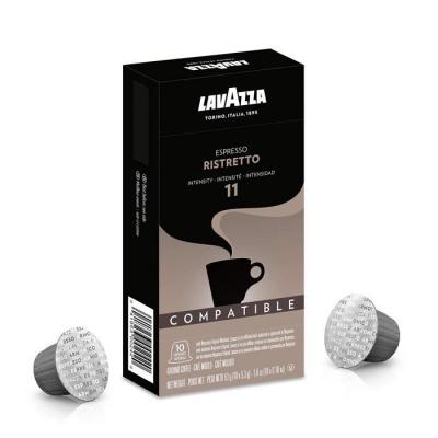 Lavazza Espresso Ristretto Nespresso®️ Uyumlu Kapsül Kahve 10 Adet