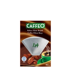 Caffeo - Caffeo Filtre Kağıdı 4 Numara 40' Lı (1)