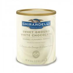 Ghirardelli - Ghirardelli Beyaz Sıcak Çikolata Toz Karışımı 1,42 Kg