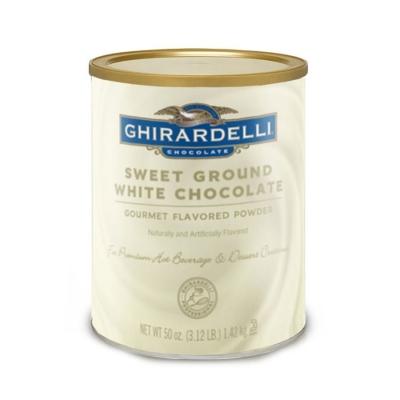Ghirardelli Beyaz Sıcak Çikolata Toz Karışımı 1,42 Kg