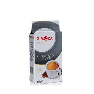 Gimoka Vellutato Espresso & Filtre Öğütülmüş Kahve 250 Gr