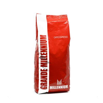Grande Millennium Espresso Çekirdek Kahve 1 Kg & Lavazza Qualita Oro Hediyeli!