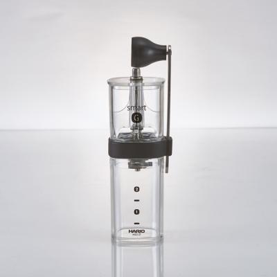 Hario Smart G Kahve Değirmeni Şeffaf MSG-2-T