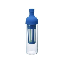 Hario - Hario Soguk Demleme Filtreli Mavi Şişe FIC-70-YB