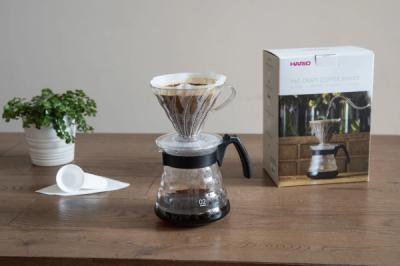 Hario V60 02 Craft Kahve Demleme Seti