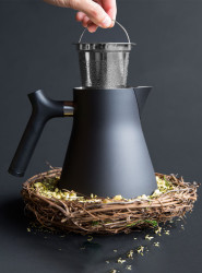 FellowProducts - FellowProducts Isı Göstergeli Çay Demleme Cihazı - Raven Tea Kettle (1)