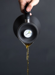 Raven Tea Kettle Isi Göstergeli Çay Demleme Ve Servis Cihazi Usa - Thumbnail