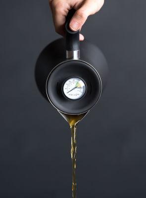Raven Tea Kettle Isi Göstergeli Çay Demleme Ve Servis Cihazi Usa