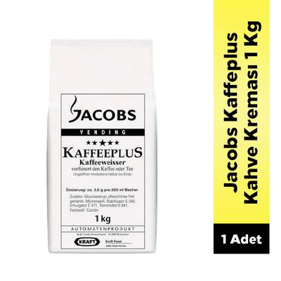 Jacobs Kaffeplus Kahve Kreması 1 Kg