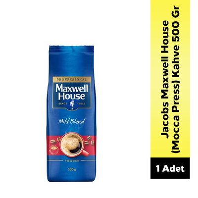 Jacobs Maxwell House 500 Gr