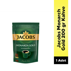 Jacobs - Jacobs Monarch Gold 200 gr Kahve