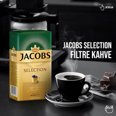 Jacobs Selection Filtre Kahve 250 Gr