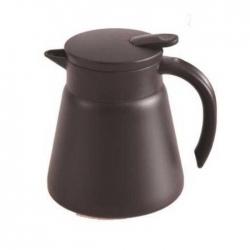 Kahveciniz - Kahveciniz Çelik Termos Siyah 600 Ml (KTS-6)