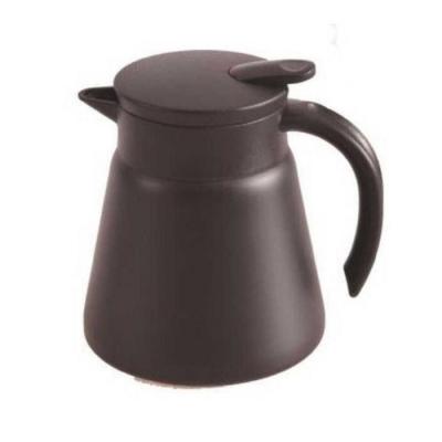 Kahveciniz Çelik Termos Siyah 600 Ml (KTS-6)