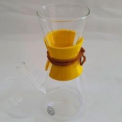 Kahveciniz - Kahveciniz Chemex 3 Cup Sarı